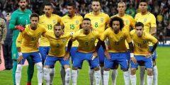البرازيل في كأس العالم 2018