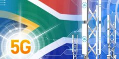 شركات الإتصالات في جنوب إفريقيا