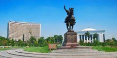 عاصمة أوزبكستان