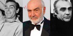 سيرة الممثل شون كونري Sean Connery
