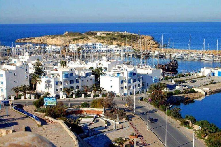 مدينة المنستير تونس