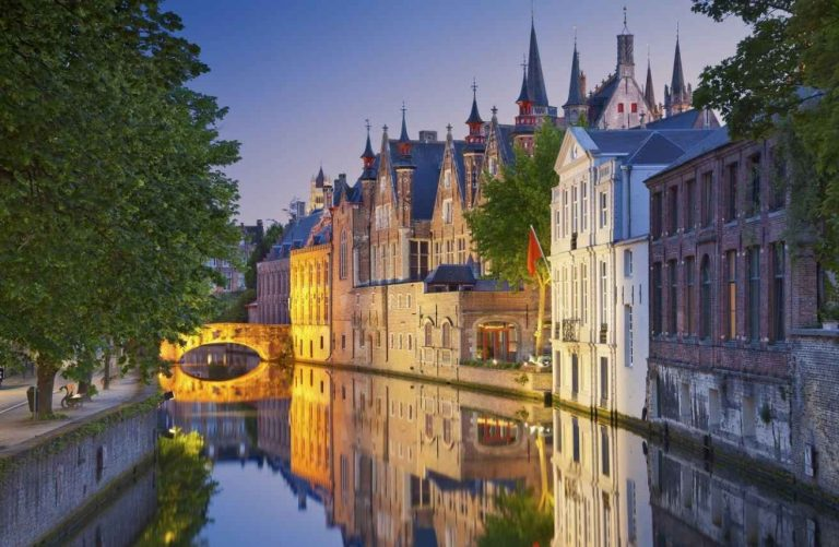 السياحة في بروج | أكبر المدن البلجيكية وأكثرهها جمالاً معمارياً وتاريخياً