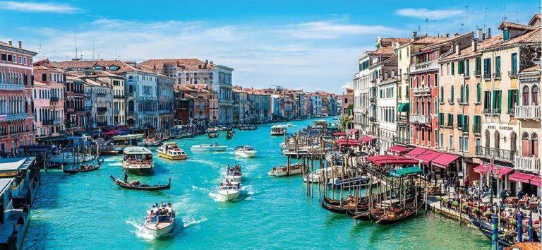 السياحة في إيطاليا شهر يوليو