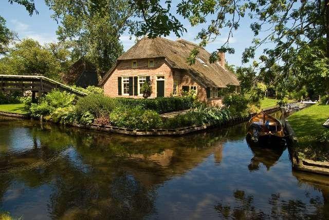 الحياة الريفية في هولندا .. تعرف على أجمل القرى الريفية في هولندا وأكثرها زيارة