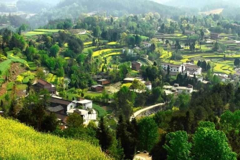 الحياة الريفية في الصين .. تعرف علي أوجه الحياة الريفية في الصين واشهر الأماكن السياحية
