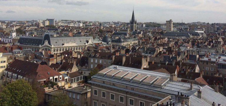 معلومات عن مدينة ديجون فرنسا