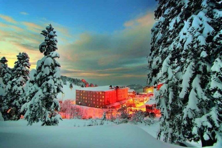أفضل أنشطة تركيا في فصل الشتاء