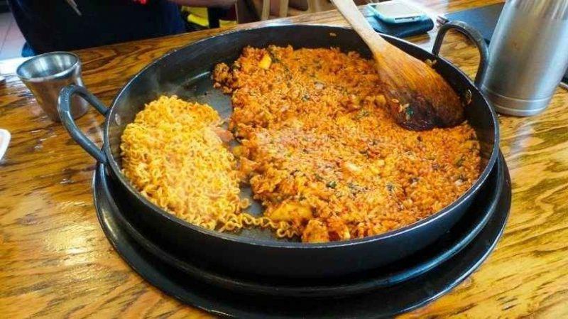 أفضل أكلات الشارع في مدينة سيؤول -كوريا الجنوبية