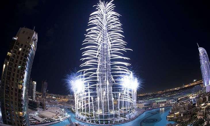معلومات عن برج خليفة ..ودليلك الشامل للتعرف على كل ما يخص هذه التحفة المعمارية..