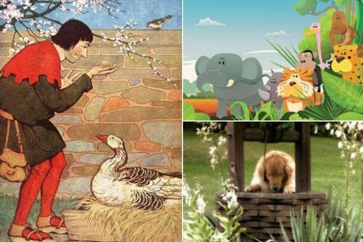قصص عن القناعة للأطفال