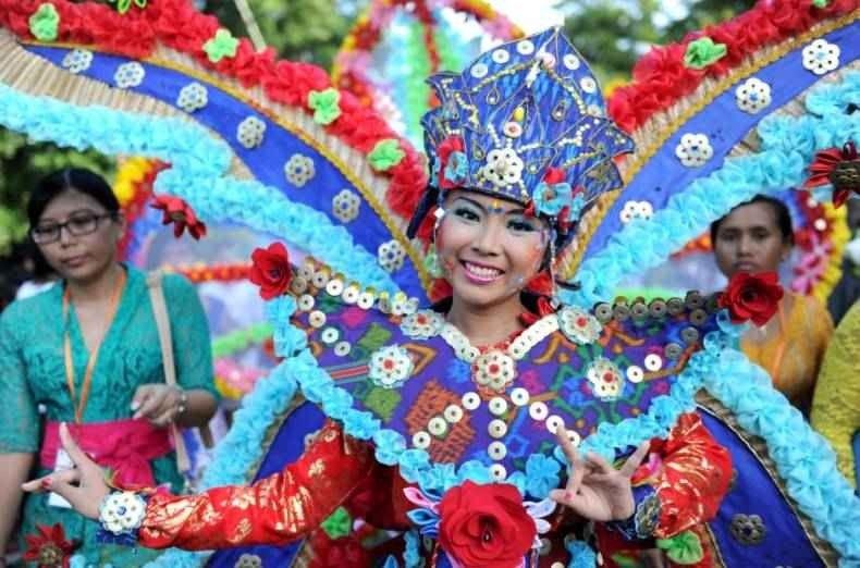 أهم المناسبات السياحية في بالي