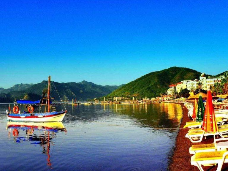 السياحة في مرمريس الريفيرا التركية