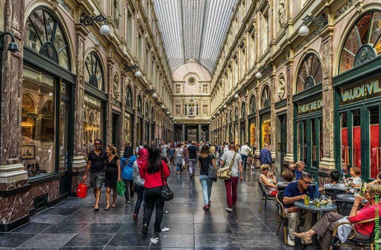 مراكز التسوق والمولات في بلجيكا .. مراكز تجارية راقية وأسعار متوسطة