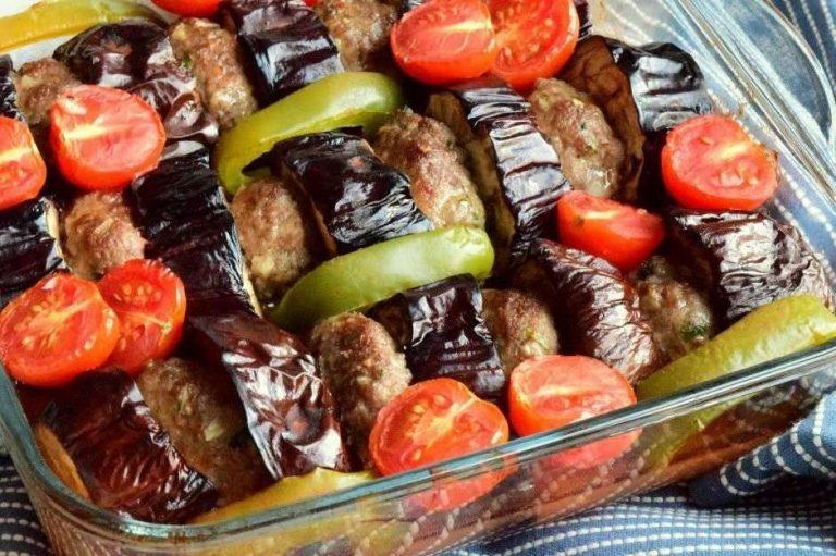 اكلات الباذنجان التركية…اسهل والذ الوصفات التركية المختلفة