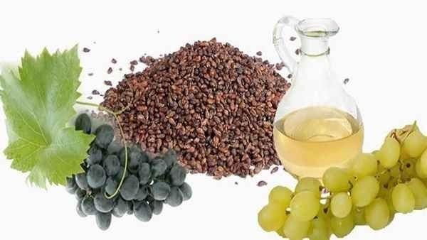 فوائد بذور العنب للجسم وأهميته في معالجة شيخوخة الجلد