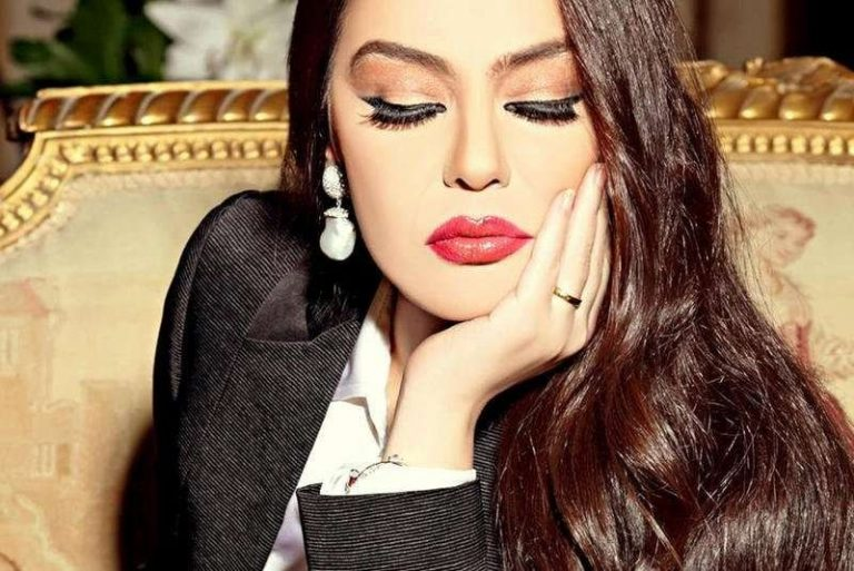 الممثلة شريهان