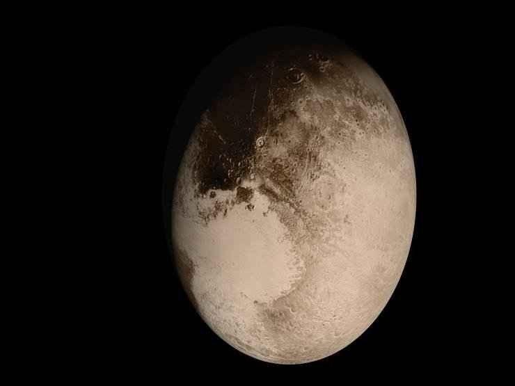 """حقائق عن كوكب بلوتو .. تعرف على الكوكب القزم """" بلوتو """" …………………."""
