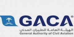 رابط موقع الهيئة العامة للطيران المدني