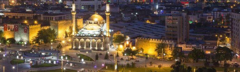 معلومات عن مدينة قيصري تركيا…كل ما تحتاج معرفته عن مدينة قيصري التركية