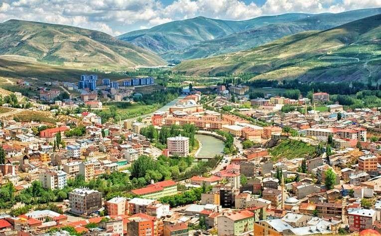 معلومات عن مدينة بايبورت تركيا الساحرة ومدنها التحت أرضية