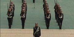 جدول الطول والوزن في الكليات العسكرية