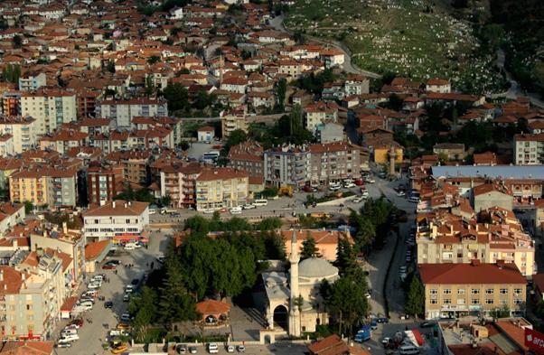مدينة توكات تركيا
