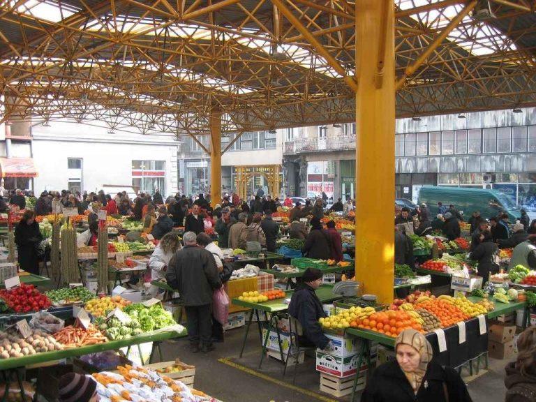 أفضل الأسواق الشعبية في مدينة سراييفو -البوسنة والهرسك
