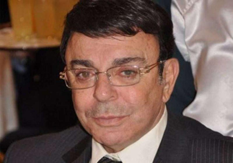الممثل سمير صبري