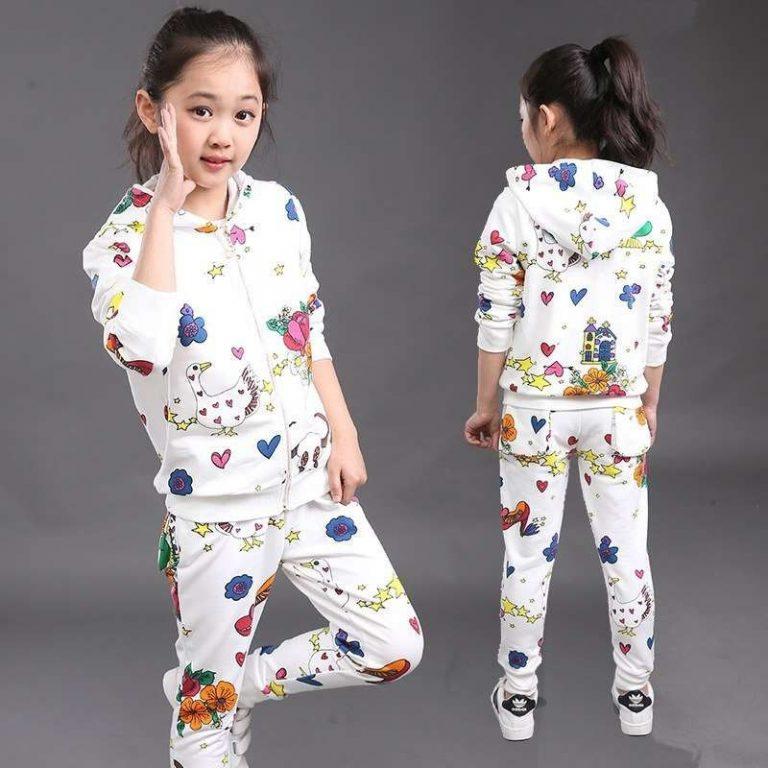 ملابس فصل الربيع للاطفال .. أفضل أنواع الملابس المناسبة للأطفال في الربيع