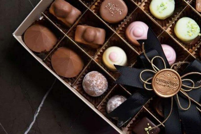 طريقة حفظ الشوكولاته ..استمتع بالشوكولاته دائما فى منزلك …………..