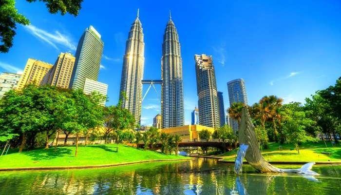 السياحة في ماليزيا شهر يوليو للشباب