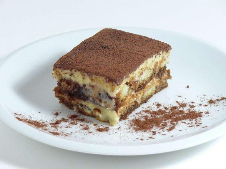 حلويات مشهورة في ايطاليا  –