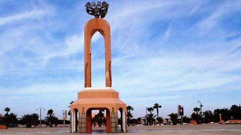 معلومات عن مدينة العيون المغرب