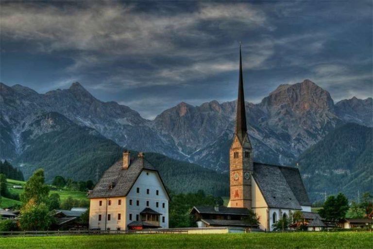 أجمل الرحلات السياحية إلى ألمانيا والنمسا وسويسرا