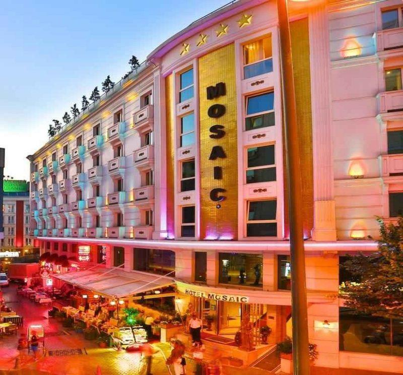 أفضل الفنادق الرخيصة في منطقة السلطان أحمد