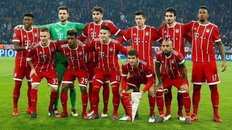 معلومات عن نادي بايرن ميونخ الألماني .. تعرف على تاريخ نادي بايرن ميونيخ