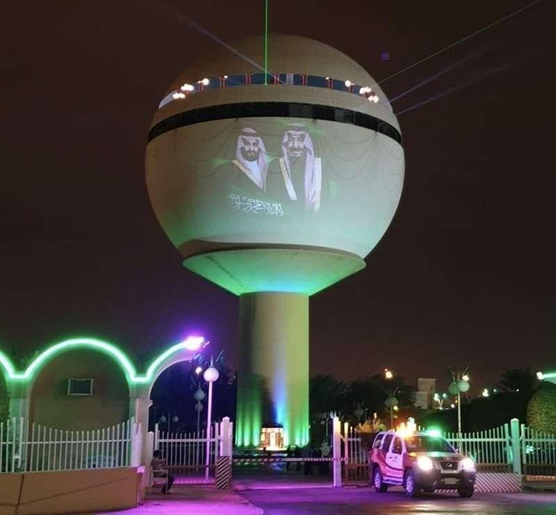 معلومات عن برج بريدة ..برج مياه بريدة ………………………………