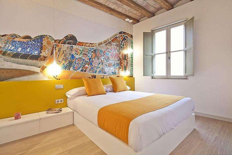 شقق فندقية في شارع الرامبلا برشلونة
