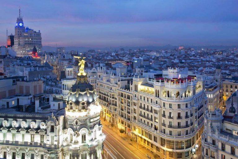افضل فنادق مدريد 5 نجوم الموصى بها 2019
