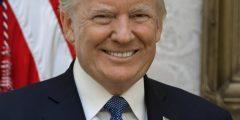سيرة ذاتية للرئيس الأمريكي دونالد ترامب 2017 حتى الآن