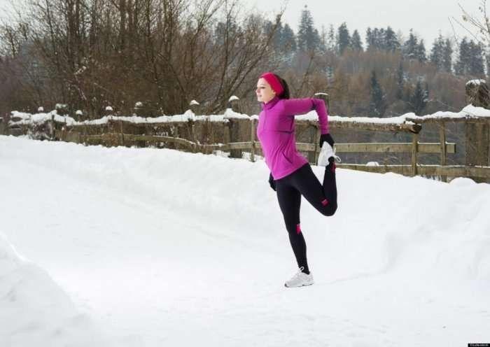 كيفية ممارسة الرياضة في الشتاء مع طرق الوقاية من التعرض لأمراض البرد والأنفلونزا