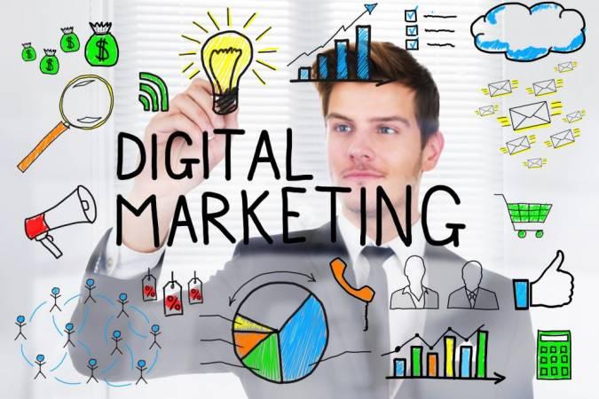 التسويق الرقمي 2020 ومعلومات عنه