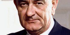 سيرة ذاتية للرئيس الأمريكي ليندون جونسون 1963-1969م