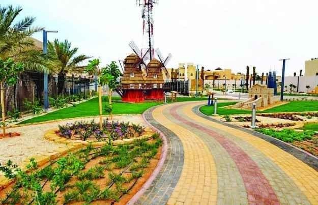 افضل منتزهات الرياض للعوائل .. دليل مصور شامل أجمل 10 حدائق في الرياض بأكملها