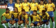 البرازيل في كأس العالم 1990