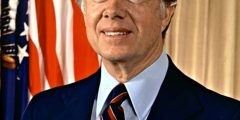 سيرة ذاتية للرئيس الأمريكي جيمي كارتر 1977-1981م