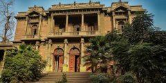 حكاية تاريخ قصر الأمير سعيد حليم