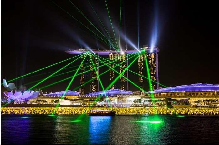أماكن السهر في سنغافورة .. أفضل 10 أماكن لقضاء السهرات الليلية في سنغافورة  بحر المعرفة