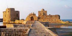 اهم مدن لبنان التاريخية