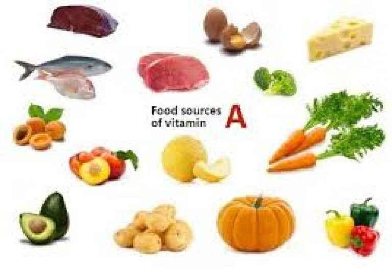 اعراض نقص فيتامين أ .. تعرف عليها لعلاجها ………………………………..